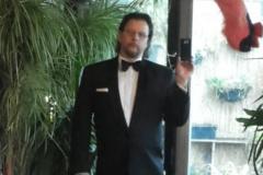 a rare moment me in a tuxedo